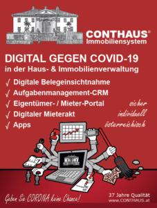 Digital gegen COVID-19