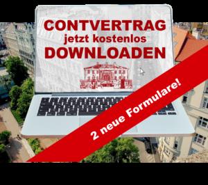 CONTVERTRAG - neue Formulare